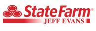 JEFF EVANS STATE FARM- New logo